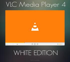 VLC Media Player 4 | SKIN | White Edition by MrRichardEdits