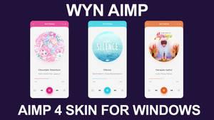 WYN AIMP - Aimp 4 Skin for Windows