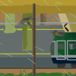 Commute Gif by GalaxyCreations