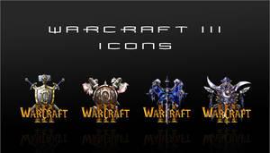 Warcraft III Icons