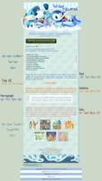 :Poke: Water Free Journal Skin