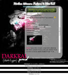 :Poke: Darkrai Free Journal Skin