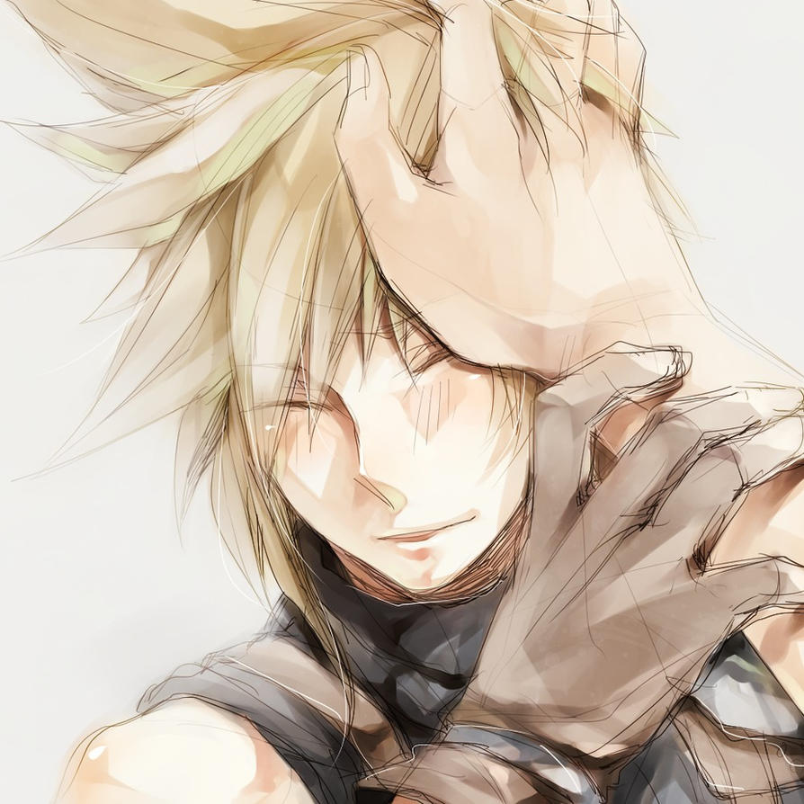 Crazy for you cloud strife x reader 2 2 by - Cloud strife fanart ...