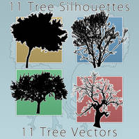 Tree Silhouette by xsy