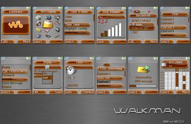 Walkman by Ed
