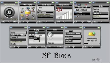 XP Black by Edthegooseman