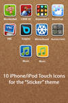 Sticker Theme Icon Pack
