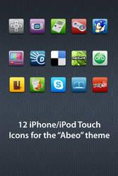 Abeo Theme Icon Pack