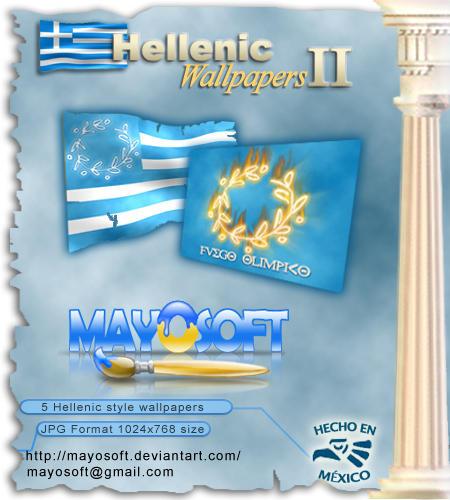 Hellenic Wallpapers II by Mayosoft
