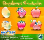 Papeleras Frutales