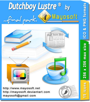 Dutchboy Lustre by Mayosoft