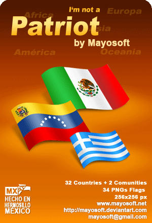 I'm not a Patriot by Mayosoft