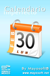 Calendario Imperfecto for Mac by Mayosoft