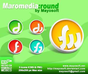 Macromedia Round for Mac