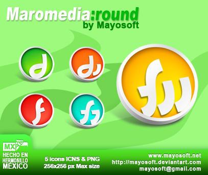 Macromedia Round for Mac by Mayosoft