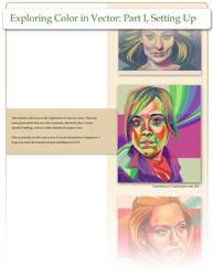 Exploring Color In Vector: I