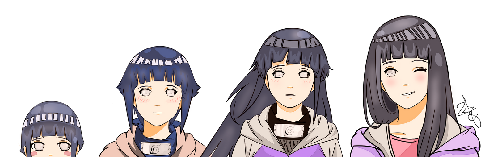 Female Anime Characters Male Reader : One sided love hinata hyuga male reader part by