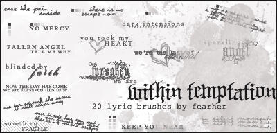Within Temptation by fearher