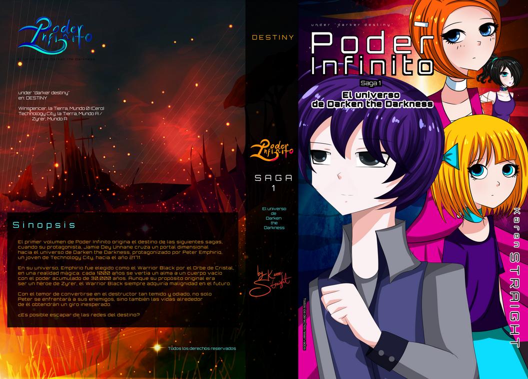Poder Infinito Saga 1 C18 VERSION by KarenStraight