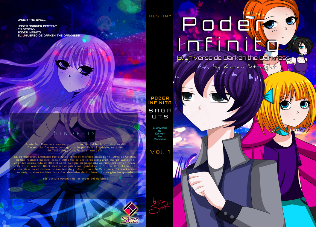 Under The Spell Volumen 1 PI EDTD by KarenStraight