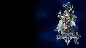 Kingdom Hearts Theme for PSP by greenlamia