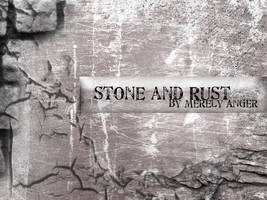 Stone and Rust for Wallpaper by merely-anger