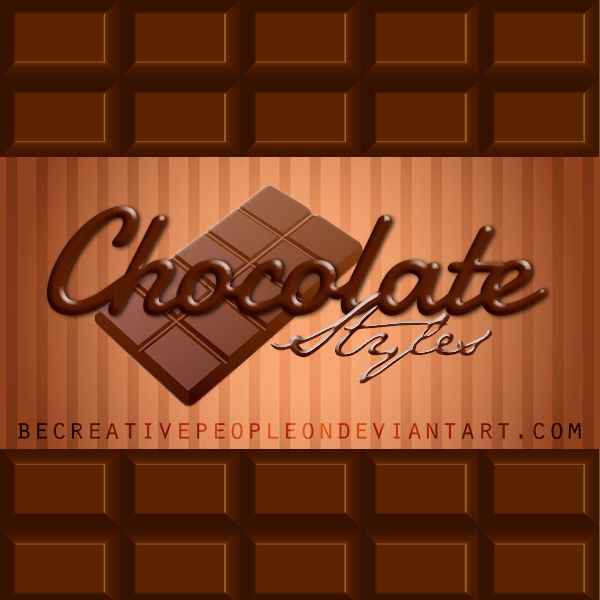 Chocolate styles by BeCreativePeople