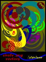 circle svg vectors by istarlome