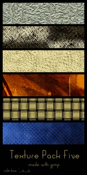 texture pack five