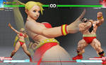 R.Mika Red Cyclone