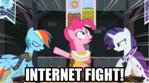 Internet fight 2