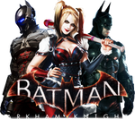 Batman Arkham Knight- PNG