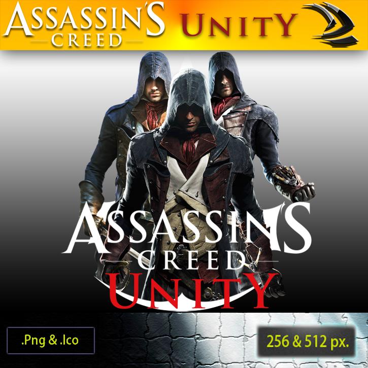 Assassin Creed 5- Unity ICON-1