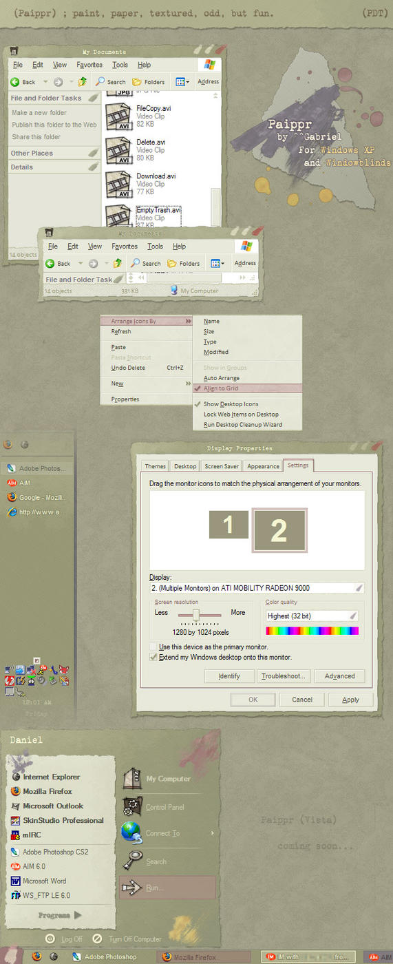 Paippr -- Beta v.1 -- by d-ezra