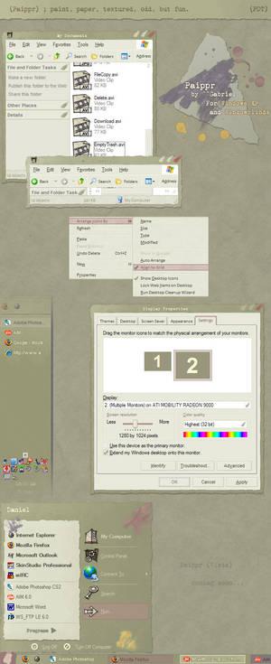 Paippr -- Beta v.1 --