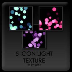 5 Light Icon texture