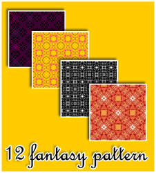 12 Fantasy Pattern