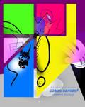 COMIC SENSES! Wallpaper Pack by luccaspaivasilva