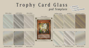 Trophy Card Glass Template 1.2