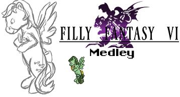 Medley by RydelFox