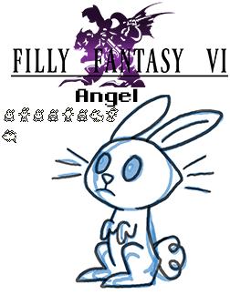 Angel by RydelFox