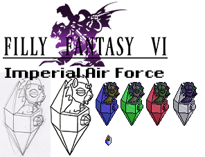 Imperial Air Force by RydelFox