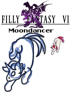 Moondancer by RydelFox