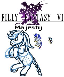 Majesty by RydelFox