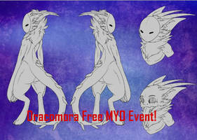 Dracomora FREE MYO EVENT!! READ BELOW!