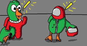 Duck Vs Impostor