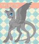 Female Pony Base 1 (F2U) *improved