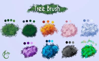 Tree Brush by JPGR8895