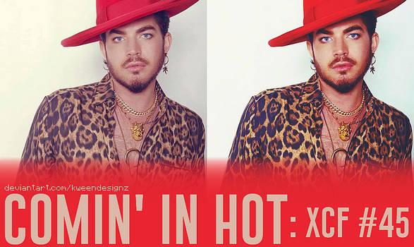 Comin In Hot by kweendesignz
