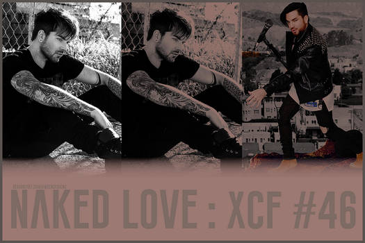 Naked Love by kweendesignz